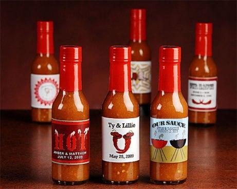 Hot Sauce Favor